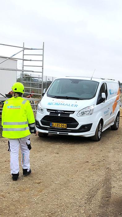 Sikkerhed på byggepladsen - Jan Maler