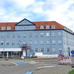 Peters Minde i Kalundborg malet af Jan Maler